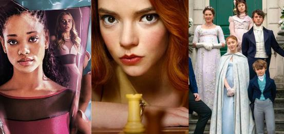 Las 5 mejores series de Netflix 2021