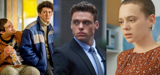 Las cinco mejores miniseries de Netflix