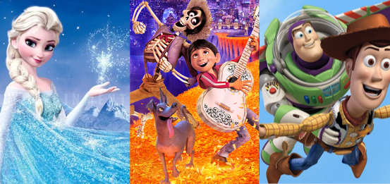 Las 10 mejores películas de animación para ver en familia en Disney+