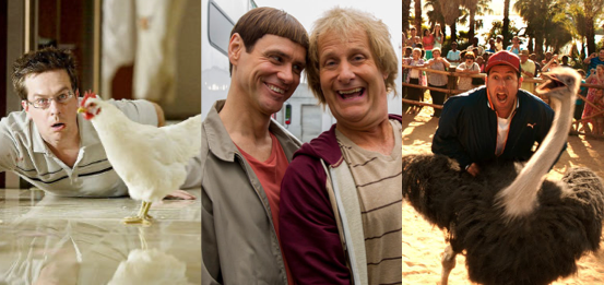Las 10 mejores películas de comedia en Netflix