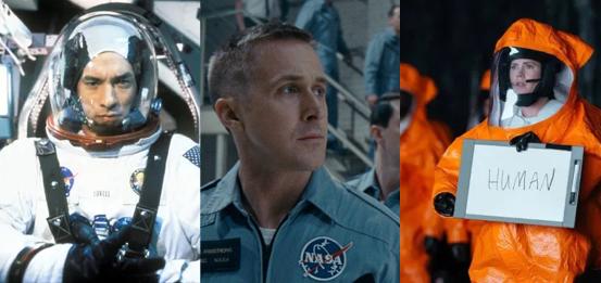 Las 10 mejores películas del espacio