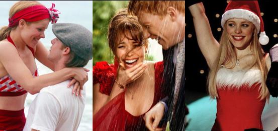 Las 5 mejores películas de Rachel McAdams