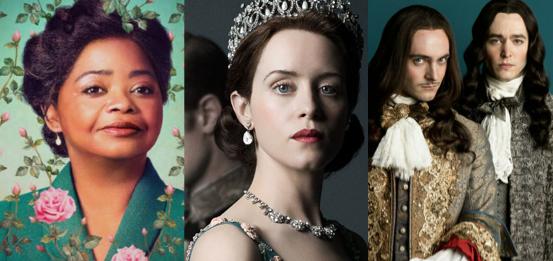 Las 10 mejores series históricas basadas en hechos reales