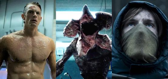 Las 10 mejores series de ciencia ficción en Netflix