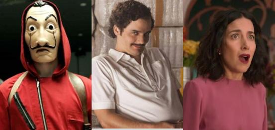 Las 10 mejores series de Netflix en español para hacer un maratón