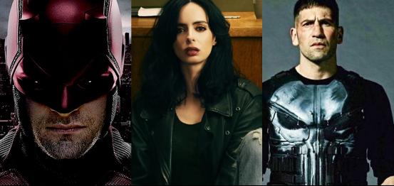 Las 10 mejores series de Netflix de superhéroes y superheroínas