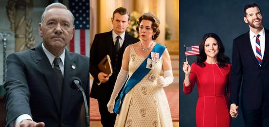 Las mejores series de política y poder en Netflix y otras plataformas
